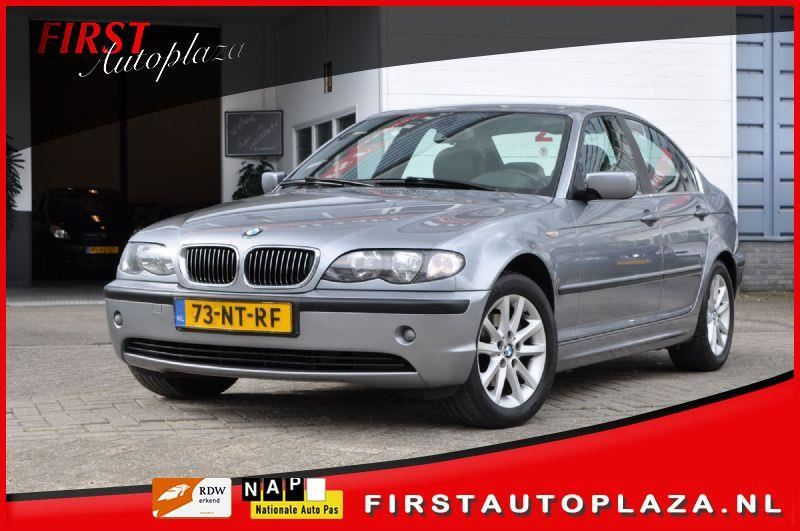 BMW 3-serie occasion - FIRST Autoplaza B.V.