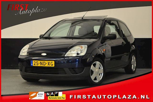 Ford Fiesta occasion - FIRST Autoplaza B.V.
