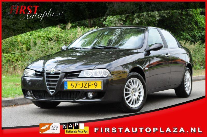 Alfa Romeo 156 occasion - FIRST Autoplaza B.V.