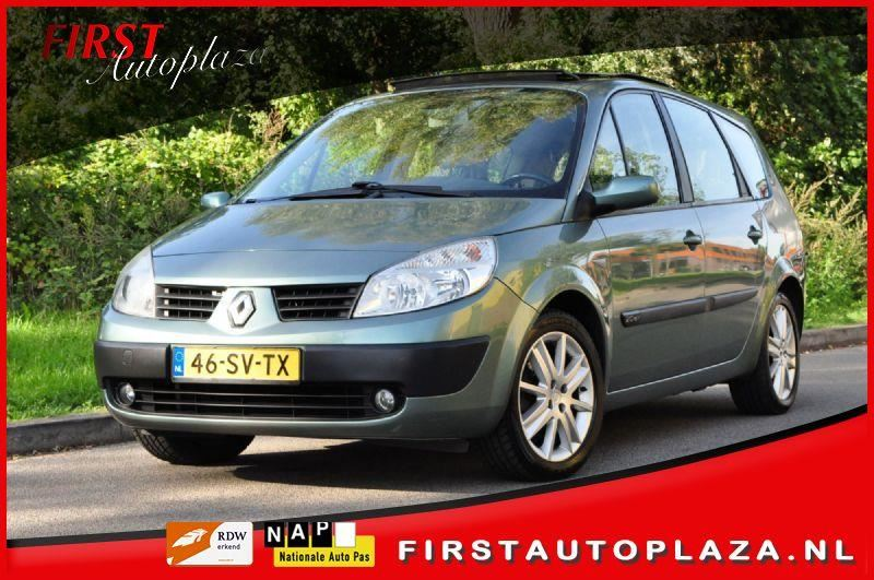 Renault Grand scenic occasion - FIRST Autoplaza B.V.