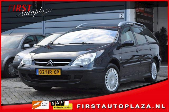 Citroen C5 Break 3.0 V6 Exclusive AIRCO/CRUISE/NWE KOPPELING !