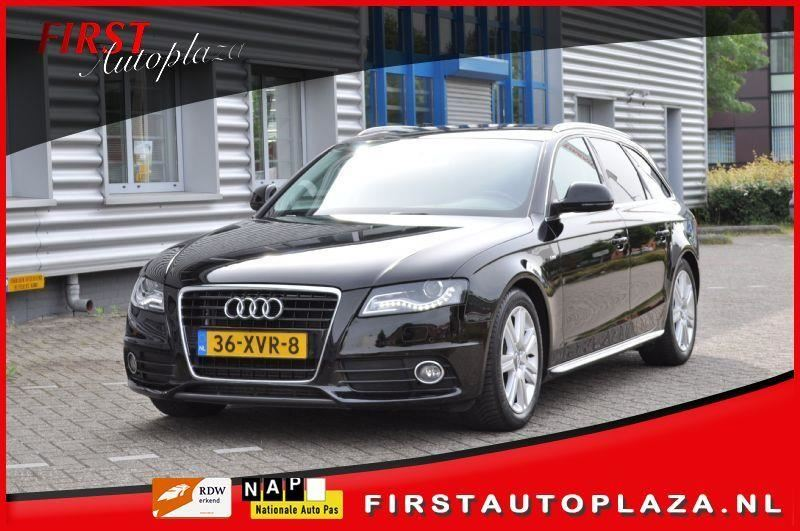 Audi A4 occasion - FIRST Autoplaza B.V.