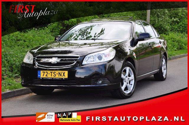 Chevrolet Epica occasion - FIRST Autoplaza B.V.