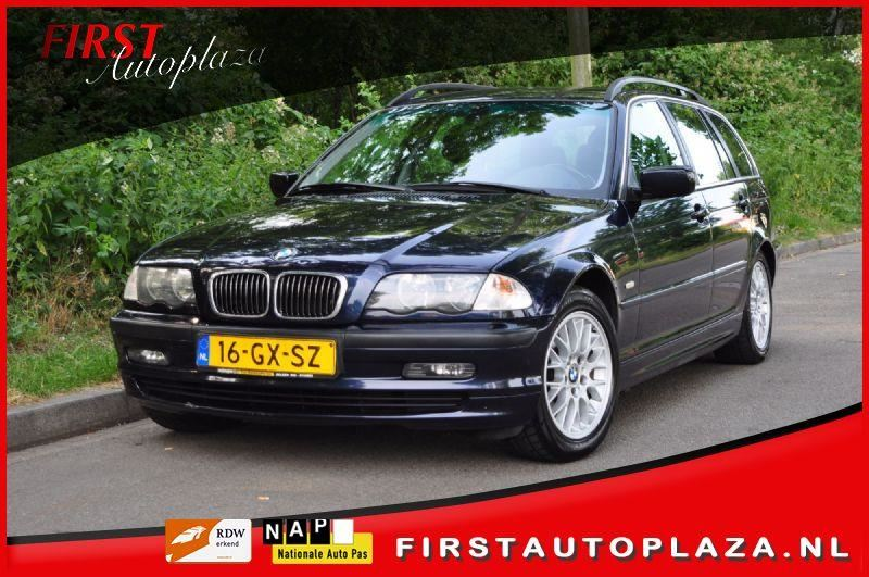 BMW 3-serie occasion - FIRST Autoplaza B.V.