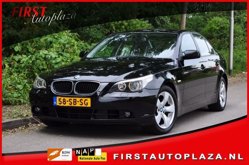 BMW 5-serie occasion - FIRST Autoplaza B.V.
