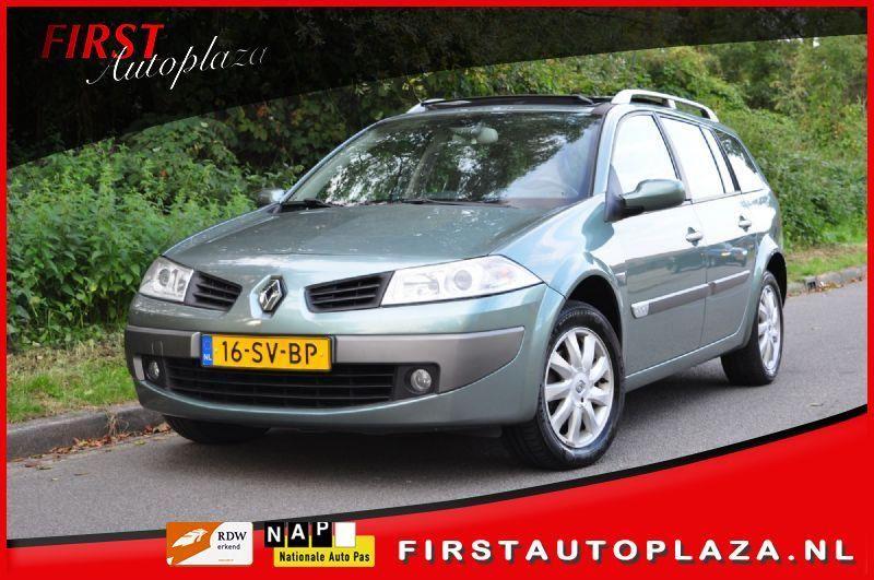 Renault Megane occasion - FIRST Autoplaza B.V.