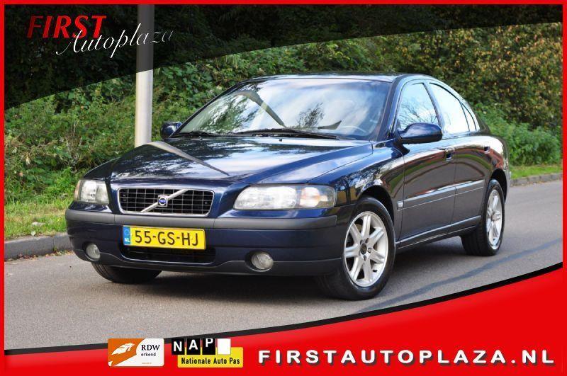 Volvo S60 occasion - FIRST Autoplaza B.V.