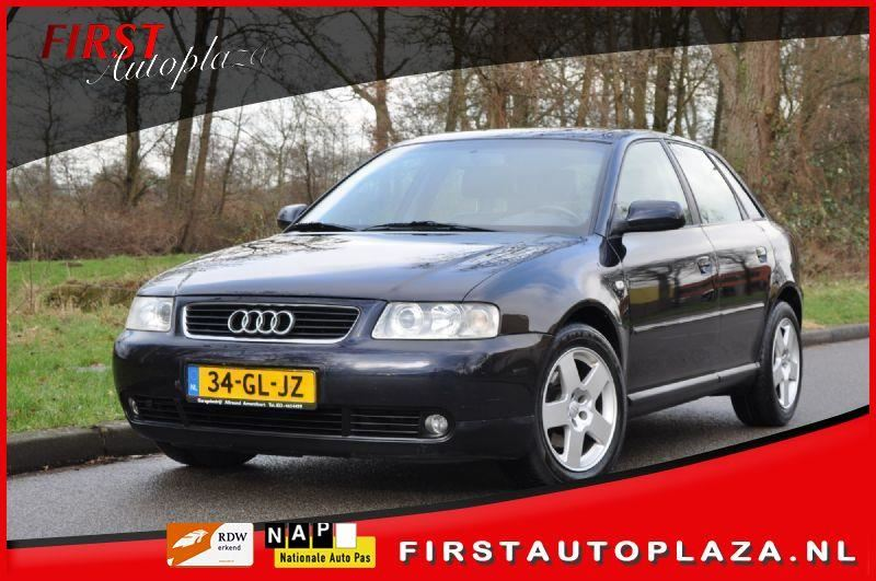 Audi A3 occasion - FIRST Autoplaza B.V.