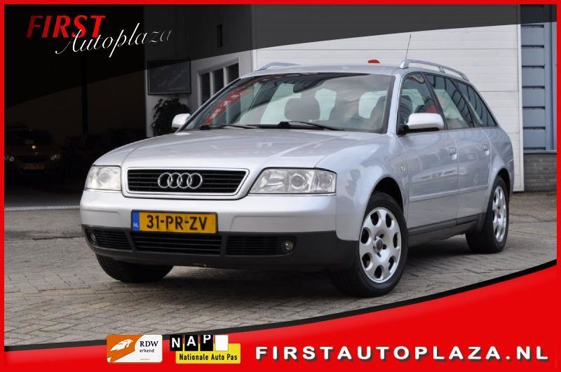 Audi A6 occasion - FIRST Autoplaza B.V.