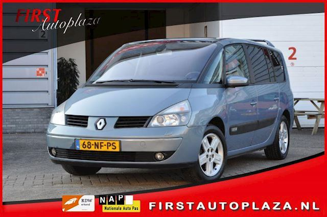 Renault Grand Espace occasion - FIRST Autoplaza B.V.
