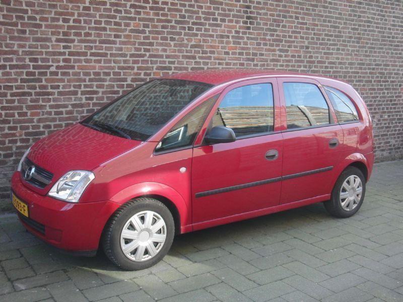 Opel Meriva occasion - Auto Zoer