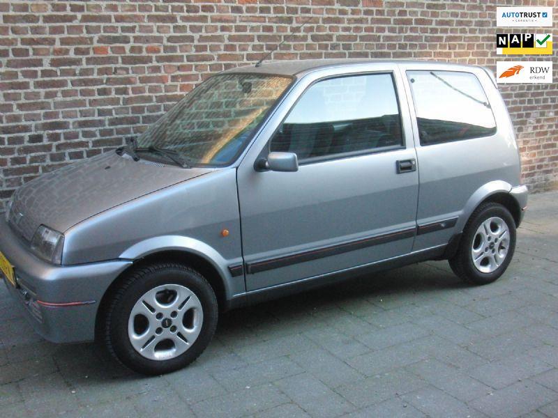 Fiat Cinquecento occasion - Auto Zoer