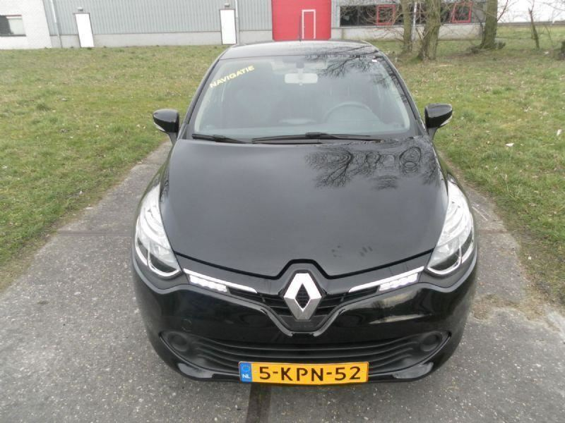 Renault Clio occasion - Styl Cars