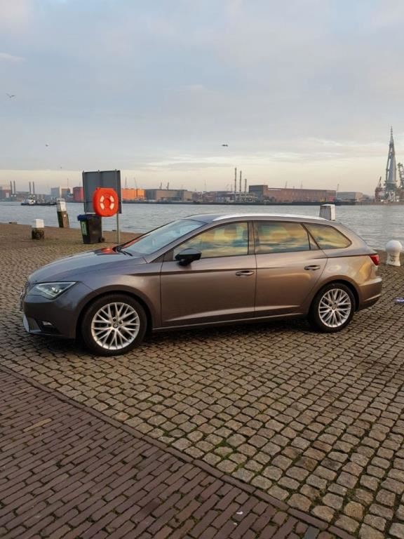 Seat Leon ST occasion - Styl Cars