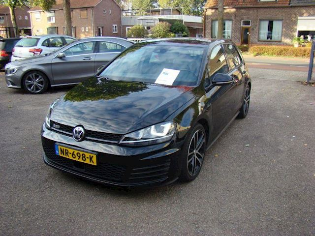 Volkswagen Golf 2.0tdi gtd executive 135kW