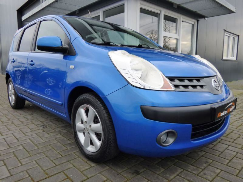 Nissan Note occasion - Auto Meijer