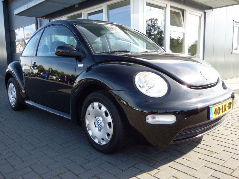 Volkswagen New Beetle Helaas Verkocht Benzine Uit 2003 Www