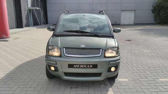Microcar MC CAMPUS SXI