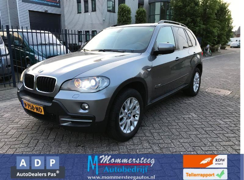 BMW X5 occasion - Mommersteeg Auto's