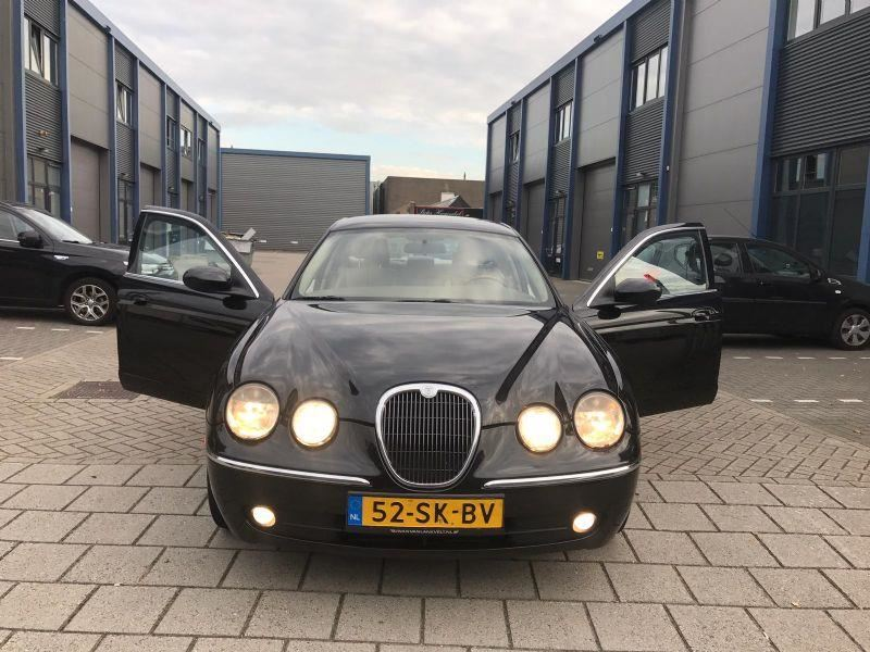 Jaguar S-type occasion - Ideaal Auto's