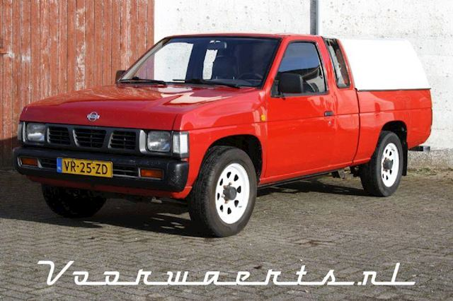 Nissan King Cab occasion - Voorwaerts