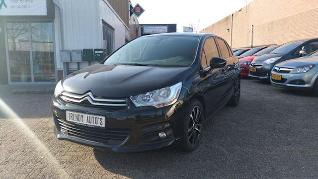 Citroen C4 1.6vti exclusive 88kW