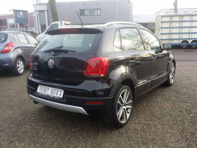 Volkswagen Polo Cross 1.2 12v easy 51kW