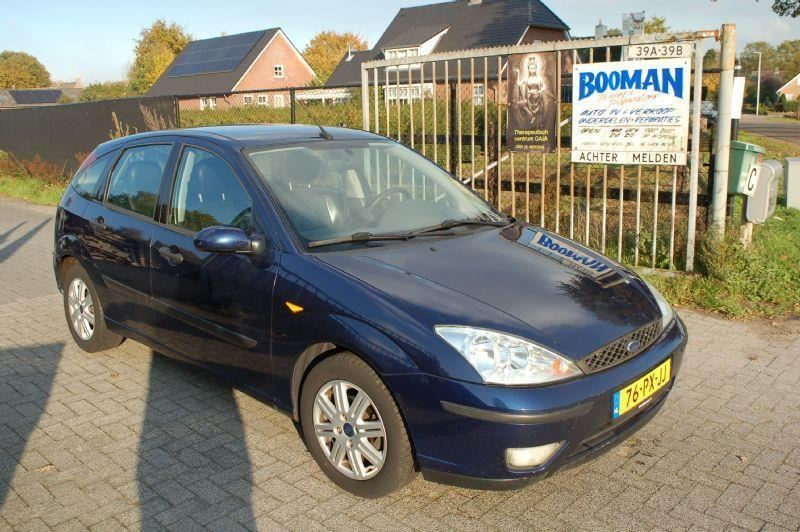 Ford Focus occasion - GJR Occasions