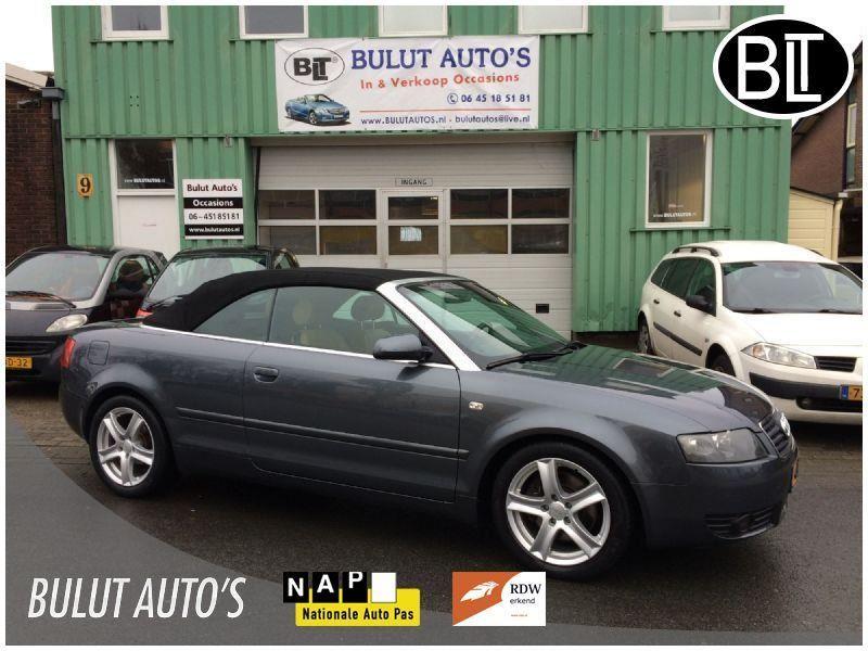 Audi A4 occasion - Bulut Auto's
