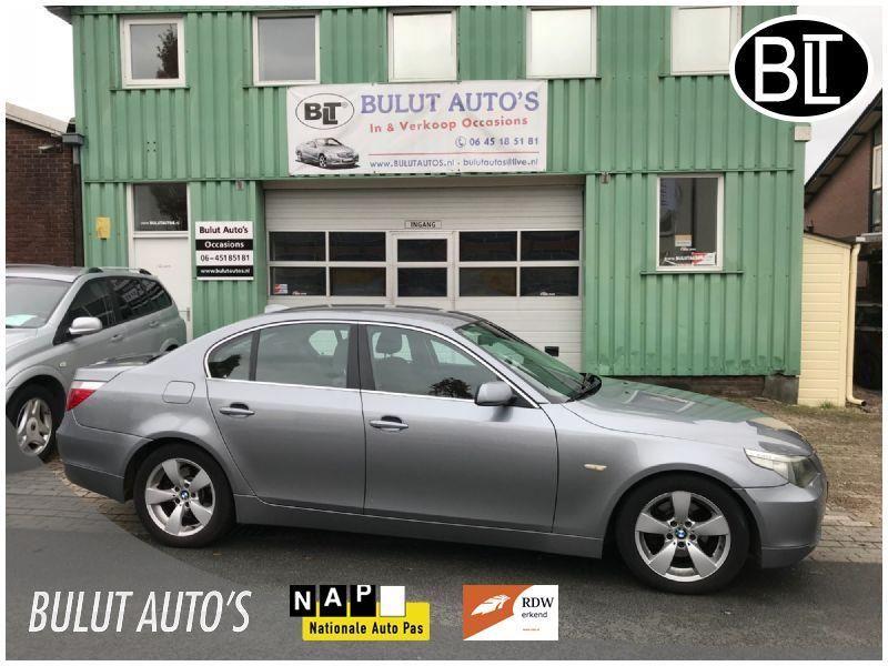 BMW 5-serie occasion - Bulut Auto's