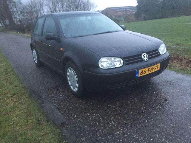 Volkswagen Golf 1.9 TDI  66KW AIRCO verkocht