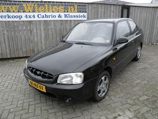 Hyundai Accent occasion - Wielies