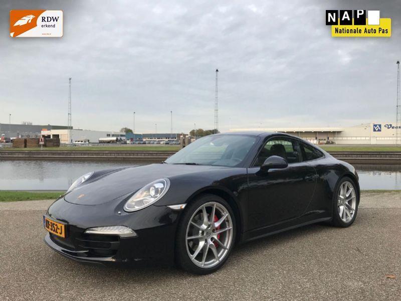Porsche 911 occasion - Autobedrijf Neervoort