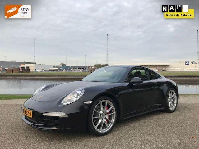Porsche 911 3.8 Carrera 4s, Dealer oh, Navi