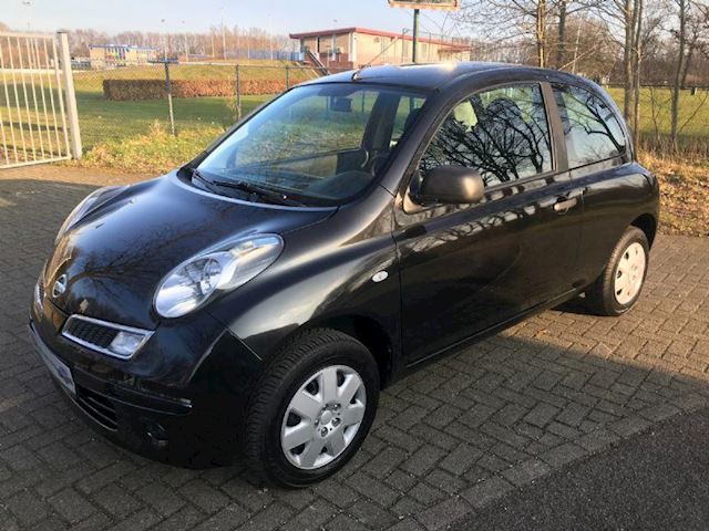 Nissan Micra 1.2 pure 103000 km nw apk
