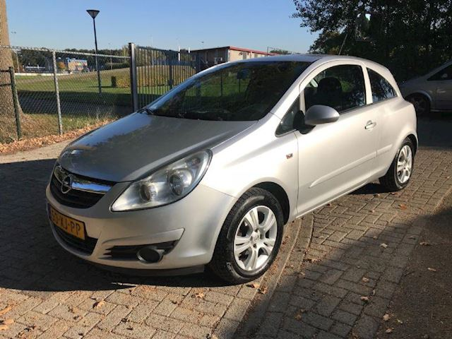 Opel Corsa 1.3cdti business apk 10-2019