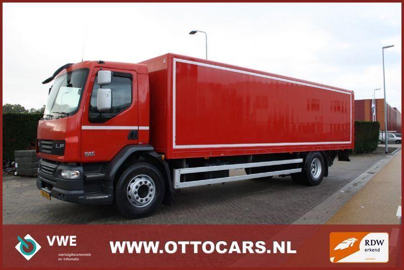 Daf LF55 220 euro4 bakwagen occasion - Autobedrijf Otto VOF