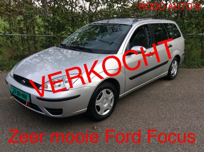 Ford Focus occasion - Rodo Auto's Andelst