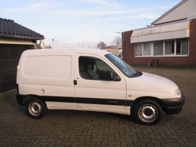 Citroen Berlingo 1.9 D 600 (DW8)