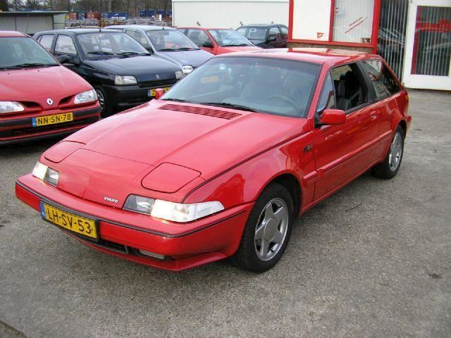 Volvo 480 1.7 GT Turbo origineel Nederlands