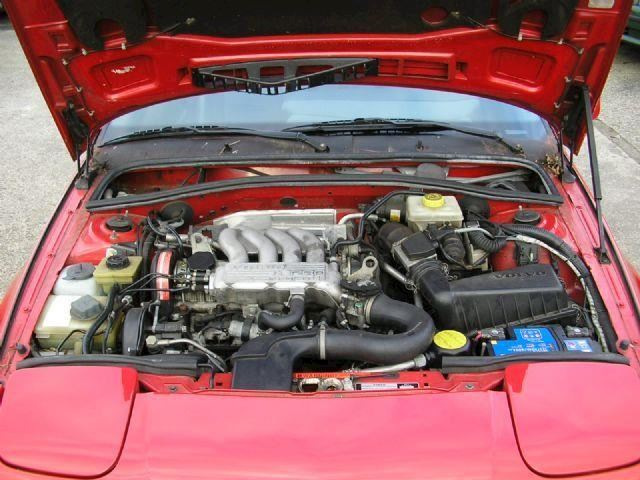 Volvo 480 nette auto met nieuwe APK
