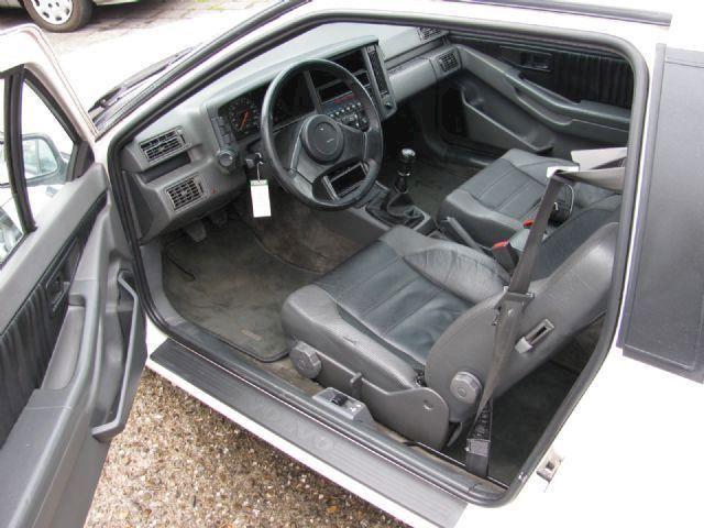 Volvo 480 VERKOCHT