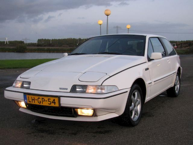 Volvo 480 1.7 GT Turbo Intercooler VERKOCHT
