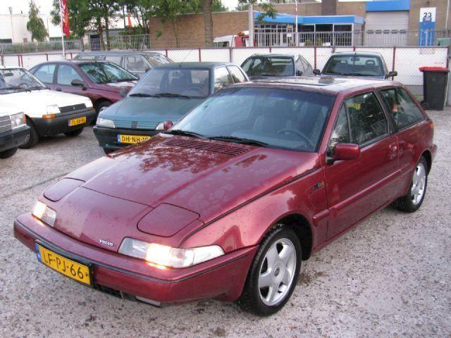 Volvo 480 2.0 ES 134.634 km NAP nieuwe APK VERKOCHT
