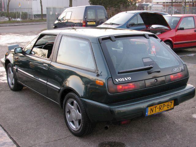Volvo 480 1.7 GT Turbo Intercooler VERKOCHT