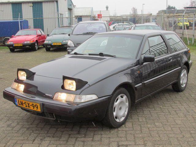 Volvo 480 2.0i ES 149.000 km NAP VERKOCHT