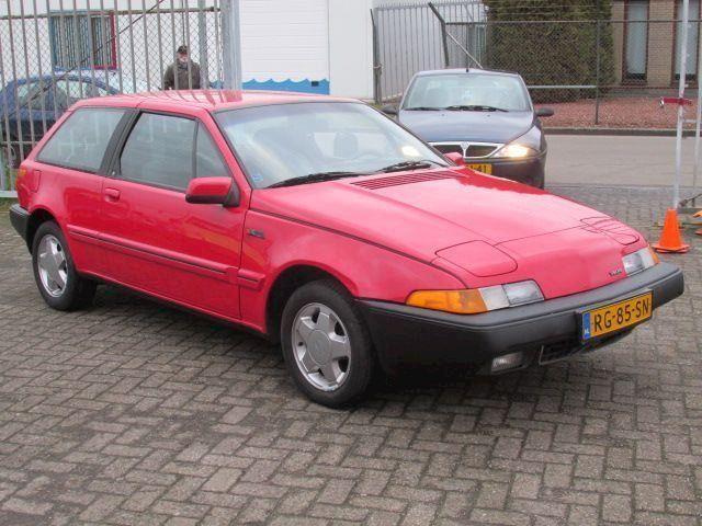 Volvo 480 1.7 ES inj. UNIEK 1986 169 dkm VERKOCHT
