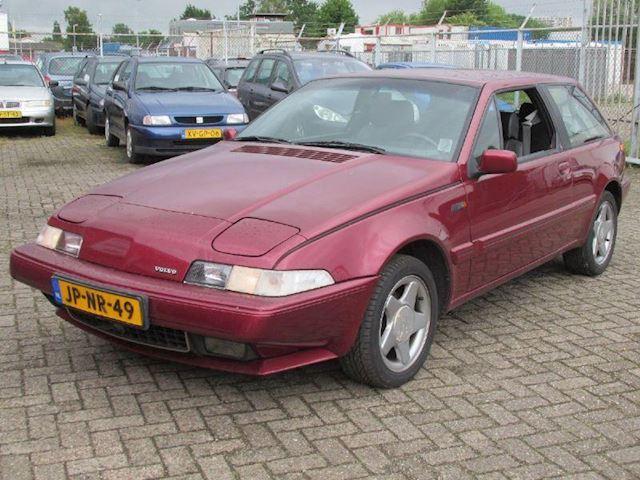 Volvo 480 2.0i GT AUTOMAAT 1e eig 98 dkm VERKOCHT