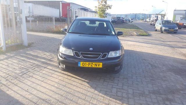 Saab 9-3 Sport Sedan 1.9 TID Intro Pack