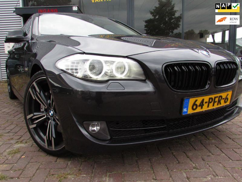BMW 5-serie occasion - D&M Cars